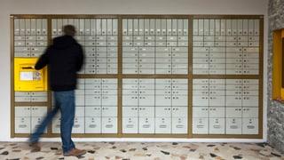 Schwyz: Elf Poststellen von der Schliessung bedroht