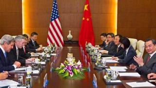 USA suchen Chinas Hilfe zu Nordkorea