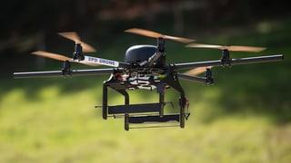 Wo Drohnen in Zürich (nicht) fliegen dürfen