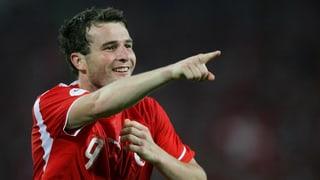 Audio «Rückblick auf die WM 2006 mit Alex Frei» abspielen.