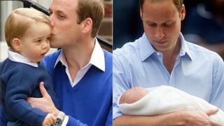 «Ich weine viel häufiger»: So prägt die Vaterschaft Prinz William