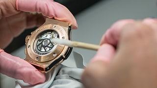 Wie viel Zeit bleibt der Schweizer Uhrenindustrie?