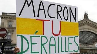 «Macron wird sich durchsetzen»