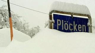 Schnee und Regen: Das Wetter spielt in Teilen Europas verrückt