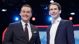 Kurz will mit der FPÖ verhandeln