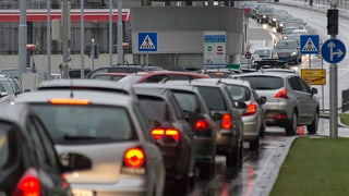 Frankenstärke hält Grenzwächter in Rheinfelden in Atem