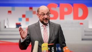 «Die SPD-Delegierten glauben Martin Schulz»