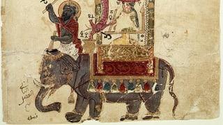 Die Elefantenuhr – technische Zauberei der islamischen Blütezeit