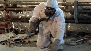 Nagina surannaziun per unfrendas d'asbest, durant 1 onn
