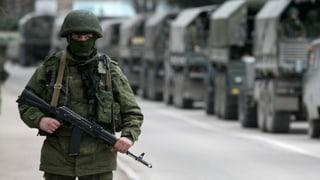 Löcher in Russlands Drohkulisse