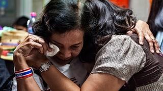 Oppositionssprecher in Thailand erschossen