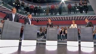 Abstimmungs-«Arena»: Asylgesetz will Verfahren beschleunigen