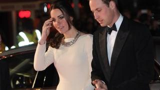 Trauriger Kinobesuch für William und Kate