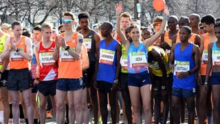 Keine Afrikaner beim Triester Halbmarathon