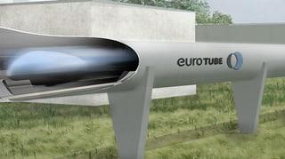 Reisen per Hyperloop soll im Wallis getestet werden