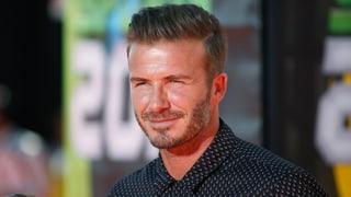 David Beckham in neuer Ebola-Aufklärungskampagne
