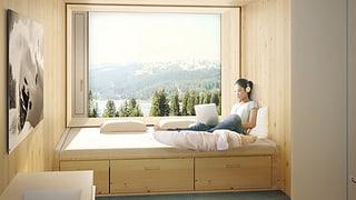 Lai: Low-Cost hotel po vegnir construì