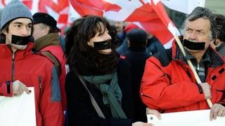 Schweiz auf schwarze Liste gesetzt