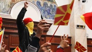 «Mazedoniens Präsident ist ein Brandstifter»