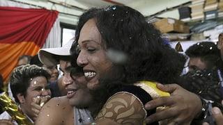 Indiens Homosexuelle müssen keine Angst mehr haben