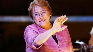 Wahl in Chile: Sozialistin Bachelet gewinnt erste Runde