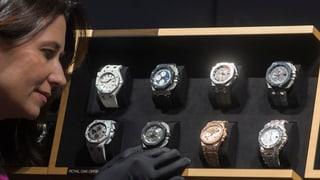 Uhrenindustrie: Wichtige Exportmärkte brechen ein