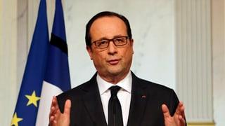 Terror in Frankreich: Reaktionen der Politiker