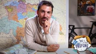 Fabian Cancellara ist etwas durch den Wind (Artikel enthält Video)
