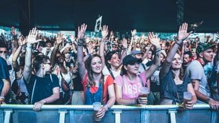 Die Live-Highlights vom Openair St. Gallen  (Artikel enthält Video)