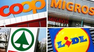 Verdrängungskampf im Schweizer Detailhandel spitzt sich zu