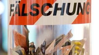 Schweizer Zoll fängt immer mehr gefälschte Waren ab