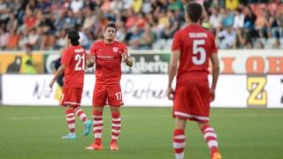 So scheiterten YB und Thun in den Europa-League-Playoffs