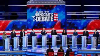 Zweites TV-Duell mit harten Angriffen auf Trump