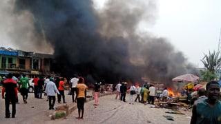 Nigeria weiter im Bann des Terrors