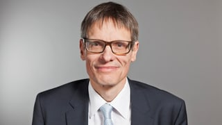 Karl Vogler will für CSP wieder in den Nationalrat