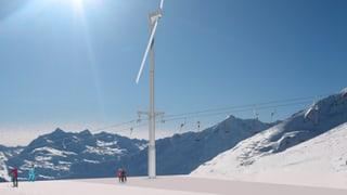 Veulden vul construir in runal d'energia da vent