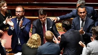 Die Bilanz der Regierung Conte ist ernüchternd