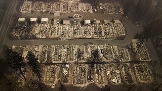 California: Bunamain 1'000 persunas valan sco sparidas