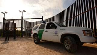 1000 Nationalgardisten gegen illegale Einwanderer