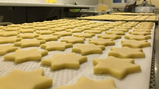 Tranter farina e spezarias: Pasternaria da Nadal (Artitgel cuntegn galaria da maletgs)