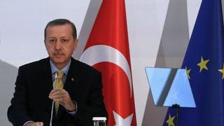 Erdogan bemüht sich um Schadens-begrenzung