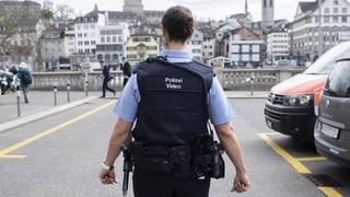 Bodycams liefern vor Gericht starke Beweise