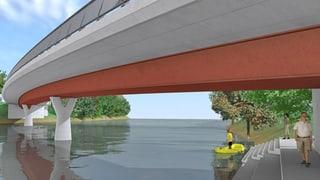 Neue Gnadenthalbrücke in der Kritik