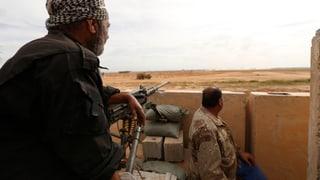 Irakische Offensive gegen den IS kommt nicht voran