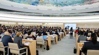 Menschenrechtsrat kurz erklärt