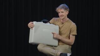 Video ««Einfach Physik!» - Kreisel im Koffer (5/5)» abspielen