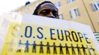 Die Rezepte der Schweizer Parteien zum Mittelmeer-Drama