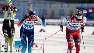 Nadine Fähndrich emprova da far il proxim pass