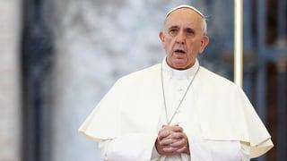 Papst Franziskus über Familie und Ehe: Ja zur Sexualerziehung – nein zur Homoehe