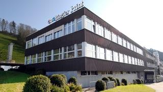 Die Ringier-Zeitungsdruckerei in Adligenswil geht ganz zu
